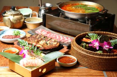 京都市・先斗町にある韓国料理店