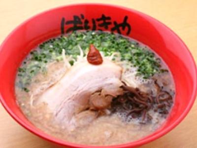 札幌で食べられる人気の博多ラーメン♪