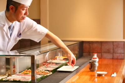 「おいしい寿司を、気軽に皆さまに」が創業当初からの企業理念です。