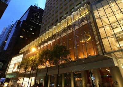 2019年5月「The Landmark Mandarin OrientalHongKong」に移転