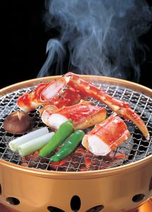 鮮度と品質を追求した産地直送のかに料理をリーズナブルな価格でご提供いたします。