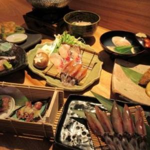 天然モノの魚介と鮮度が自慢の和食をお届けしています。