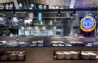 味、見た目、香り、音、コミュニケーションと五感で楽しんでいただけるレストランです。