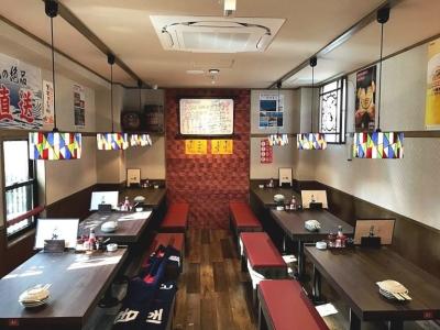 埼玉県内9店舗で店舗スタッフを募集。調理経験者、歓迎します。