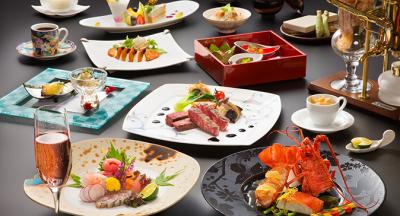 フレンチ懐石・鉄板焼・和懐石の3つのレストランで募集。和洋のスキルが活かせます◎