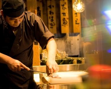 横浜で人気の和食居酒屋で調理スタッフとして活躍!