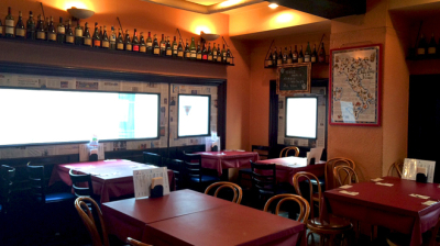 リストランテからバルまでイタリアンを多彩に楽しめる店舗を展開!腕をみがけます!