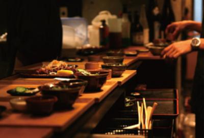 営業はディナーのみ。落ち着いた和の空間で、ゆったりくつろいでいただいております。※画像は他店