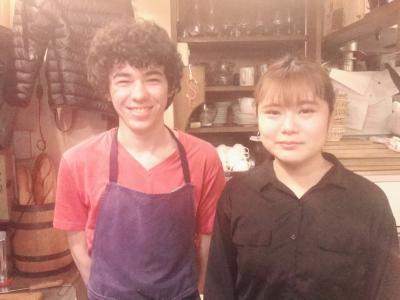 大須のビストロ「レストラン ラペッシュ (La Peche)」でホールスタッフとしてバイトしよう!