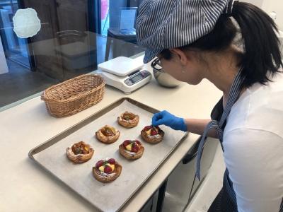 オールスクラッチ製法でパン作りの全工程を学びませんか?