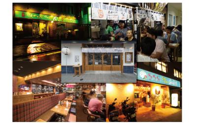 現在、福岡市内に4店舗あり、今後も出店計画があります! 一緒に働ける日を楽しみにお待ちしております!