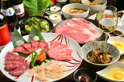 希少価値の高い極上肉『飛び牛』を提供する焼肉店★名古屋駅から徒歩5分で通勤ラクラク♪
