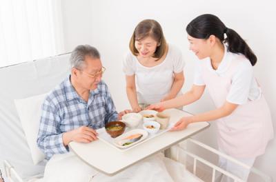 群馬県内の介護施設にて、「食」を通して健康をサポートするおしごとをしませんか?