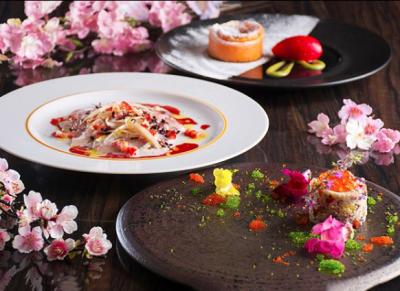 洋食をベースに、バラエティ豊かな料理の数々を提供。※画像は既存店のものです