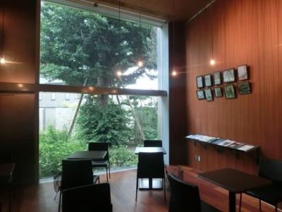 2012年開館した森鴎外記念館