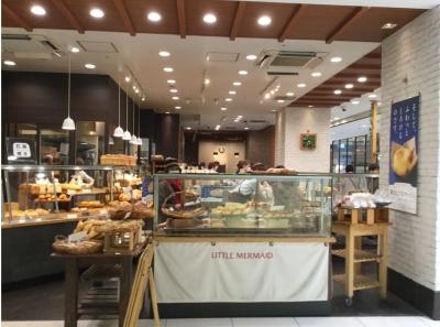 未経験OK!全国で294店舗を展開する「リトルマーメイド」で、製パン技術を身につけていきませんか。