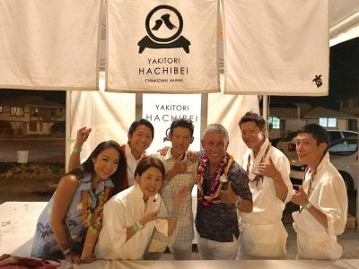 タイのバンコク、ハワイへも店舗を展開しています。