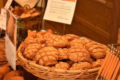 全て焼きたてにこだわった様々な種類のパンを提供。