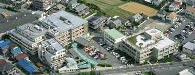 医療から介護まで、地域に密着した病院をめざしています