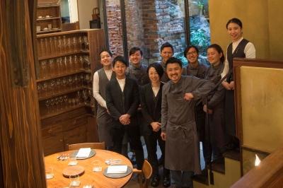 京都・岡崎のイタリアンレストラン「cenci」で、サービススタッフとして一緒に働きませんか?