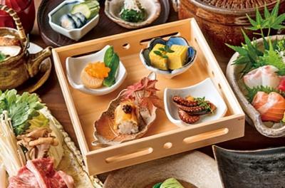 季節食材を使った和食膳が人気の、温浴施設内レストランです。ホールスタッフとしてご活躍ください!