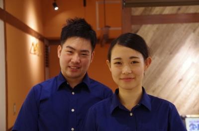 飲食店に限らず、販売・サービス職など「人と接する仕事」の経験がある方!
