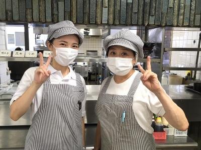 警察署内の職員食堂にて調理をおまかせ◎女性スタッフ多数活躍中の職場です!