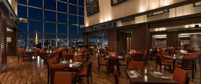 地上221mからの夜景が一望できる天空のレストランで、キッチンスタッフを募集!