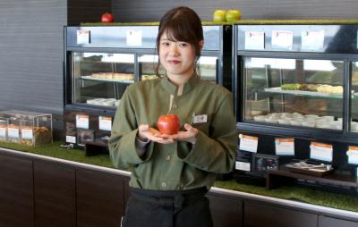 お客様の満足だけでなく従業員第一を考え、楽しく働ける環境を作っていきます