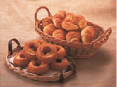 ドーナツ、パン、ケーキなどの冷凍食品を製造する企業で、営業職を募集します