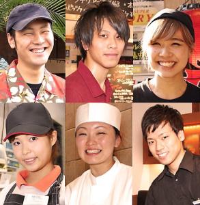 宅配ピザやイタリアンレストラン、居酒屋、和食店などの飲食店を1000店舗展開している企業が母体です。