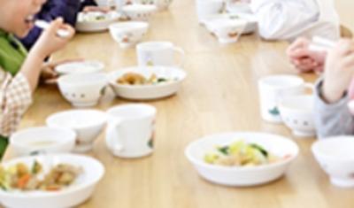 千葉市内にある保育園で、栄養士としてご活躍を。