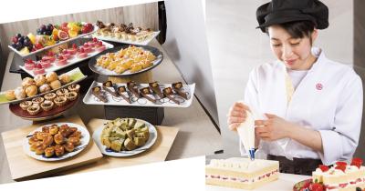 ケーキやタルト、プリンなどさまざまなでスイーツづくりに携われます。