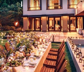 1700坪の広大な敷地を有する、一軒家ゲストハウス。