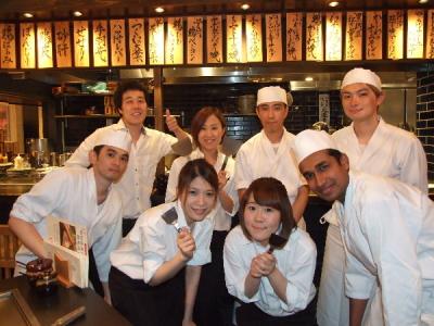 料理人の枠を超えた活躍も可能!経験をお持ちの方から未経験の方まで広く歓迎します!
