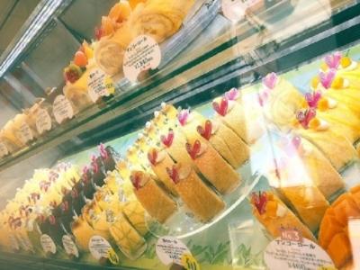 世界的に有名なパティシエがオーナーシェフの「ロールケーキ専門店」