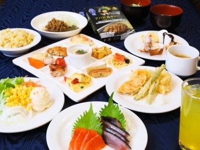 仙台ならではの食材をふんだんに使った調理を楽しんでください。