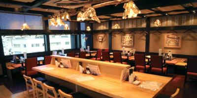 都内にある居酒屋5店舗で新スタッフ募集!飲食店で調理経験があり魚がさばける方、歓迎◎