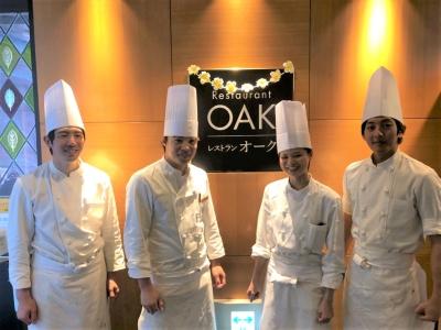 立川グランドホテル内のレストランで調理補助にチャレンジしませんか?