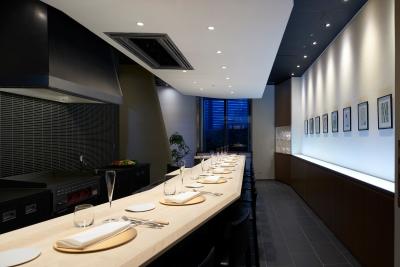 『Restaurant TOYO Tokyo』で提供するのは、西洋と東洋を融合させた珠玉のフレンチ。