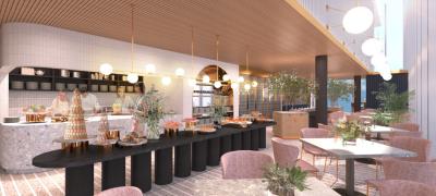 博多駅直結ホテルの最上階に誕生するレストランで活躍しませんか
