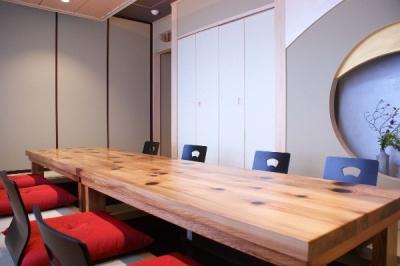 地元に人に親しまれている栃木・宇都宮の日本料理店で、調理スタッフとしてご活躍ください