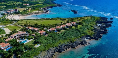 緑豊かな100万坪の敷地に8つのホテル。正に「リゾートシティ」というに相応しい施設です。