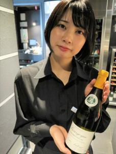 ワインも多数そろえてあるので、ワインの知識も活かせます。