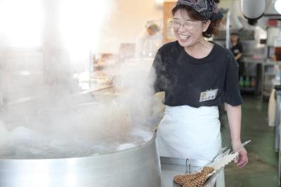 こだわりあふれるうどんは、地元・香川のお客様にも好評。