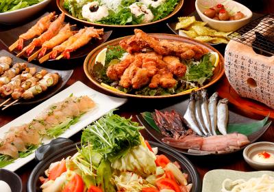 充実のコース料理でお客さまをおもてなししています◎