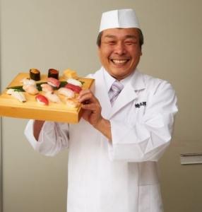 人気の出張寿司。すし職人になりたい方も是非ご応募ください!