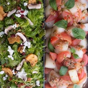 「グルメサラダ&デリ」を提供するデリカテッセン!都内で5店舗展開中!