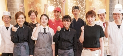 天丼専門店をはじめ、スペインバルなど様々な業態を展開中です。将来は料理長やマネージャーもめざせます。