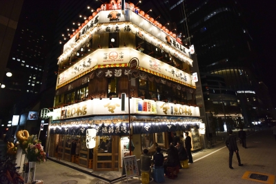 """2018年3月28日OPEN☆ビルまるごと一棟をうめつくす""""産直飲食街""""がラインナップ。"""